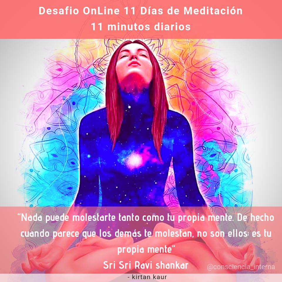 desafio curso clase meditacion online