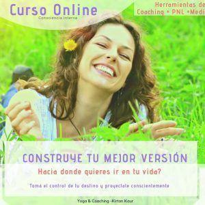 curso online . desarrollo personal yoga coaching meditacion