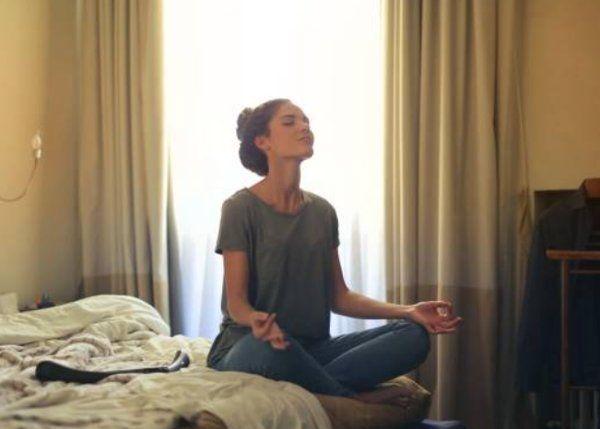 yoga ideales para el insomnio